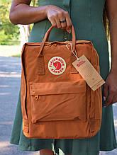 Fjallraven Kanken Classic коричневый Городской Рюкзак на 16 литров