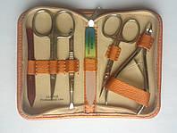 Маникюрный набор GLOBOS 922-5 orange