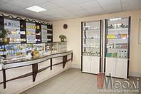 Аптечная мебель. Торговое оборудование под заказ в Сумах