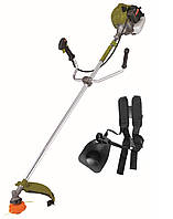 Бензокоса Белтех БГ-5200 (нож, катушка с леской, ремень-рюкзак)