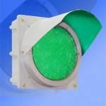 Светофорная лампа зелёная, фото 3