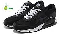 Кроссовки, Nike Air MAx 90 black, фото 1