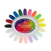 Гель-краска для ногтей 5 мл