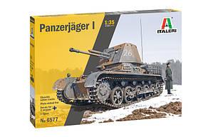 Збірна модель танка Panzerjäger I. 1/35 ITALERI 6577