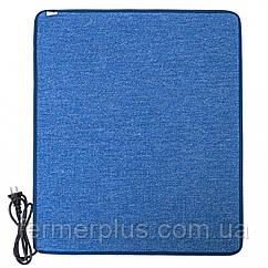 Инфракрасный коврик с подогревом LIFEX WC 50х120 (синий)