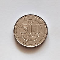 500 ливров Ливан 1996 г., фото 1