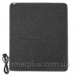 Инфракрасный коврик с подогревом LIFEX WC 50х80 (серый)