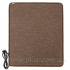 Инфракрасный коврик с подогревом LIFEX WC 50х120 (коричневый)