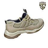 Кросівки туристичні 20-10 кольору койот, фото 3