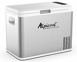 Автохолодильник компресорний Alpicool MK35