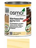 Osmo Hartwachs-Ol  3011 0,75 л (глянeць)