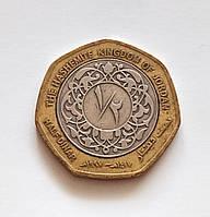 1/2 динара Иордания 1997 г., фото 1