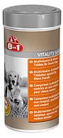 Мультивитаминный комплекс для стареющих собак 8in1 Vitality Senior Multi Vitamin  70 шт