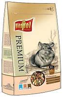 Корм для шиншил Премиум Vitapol Premium Line (Витапол) 0,75 кг