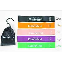 Набор Резинок Для Ног Gemini 5 шт