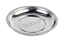 Магнитная миска круглая 150 мм GEKO G03200