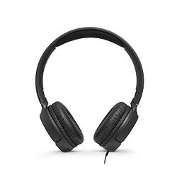Наушники с микрофоном JBL T500 Black (JBLT500BLK)
