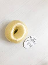 Резинка бублик для гульки 9 см.