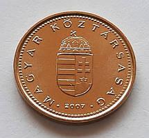 Угорщина 1 форинт 2007