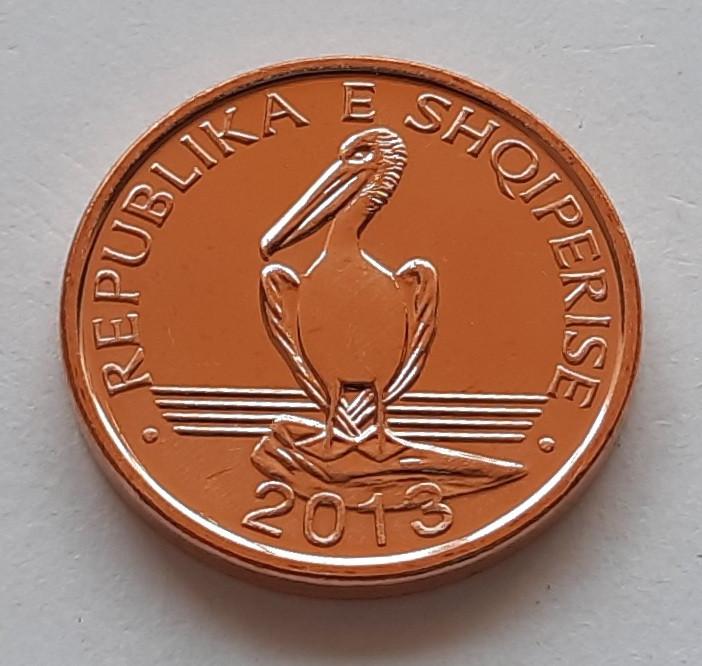 Албания 1 лек 2013