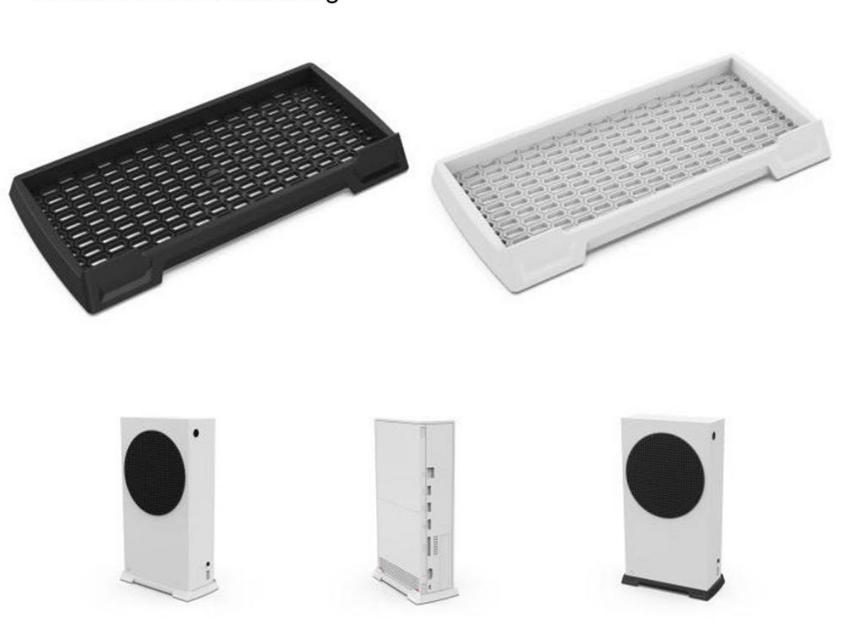Вертикальная подставка KJH для Xbox Series S