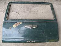 Крышка багажника ВАЗ 2102 ляда дверь задка задняя под ремонт бу