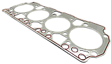 Прокладка головки блоку Д 243, 245 (метал Євро 2), фото 2