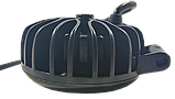 Фара светодиодная LED противотуманная круглая (3 диода) black, фото 4