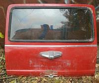 Крышка багажника ВАЗ 2102 ляда дверь задка задняя отл сост бу