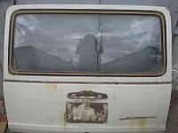 Крышка багажника ВАЗ 2102 ляда дверь задка задняя ср сост бу