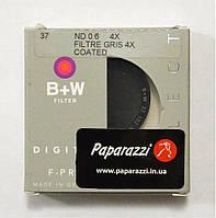 Светофильтр B+W 37mm ND0.6 4x 102E Coated 45597