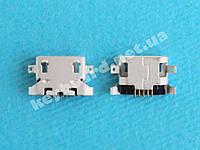 USB разъем для телефона Lenovo S850E, новый