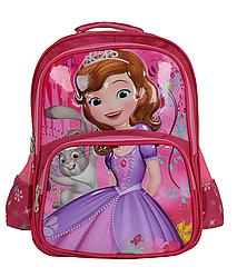 Рюкзак школьный Принцесса София Розовый
