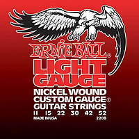 Струны Ernie Ball 2208 Custom Gauge 11-52 Wounded 3-rd G