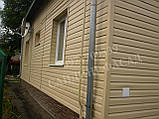 Сайдинг Міттен Mitten Mint Green Канада пластиковий вінловий фасадний для будинку, фото 2