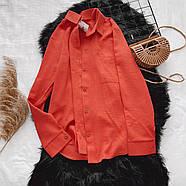 Практичний літній костюм трійка (майка, шорти, сорочка), фото 4
