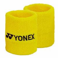 Напульсник махровий YONEX (1шт) BC-5763 (бавовна, поліестер, безрозмірний) кольори в асорт., Жовтий