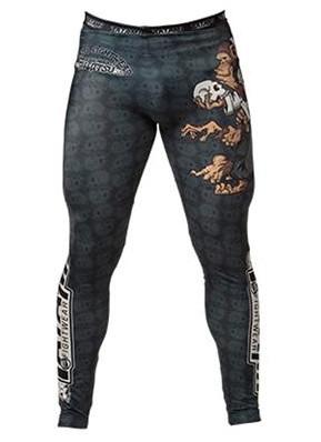 Компрессионные штаны TATAMI Thinker Monkey Spats