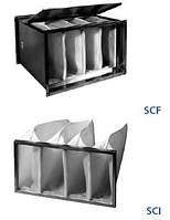 Карманные фильтры SCF