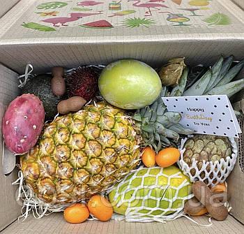 Коробка экзотических фруктов TarzanBigBox 3.5 кг