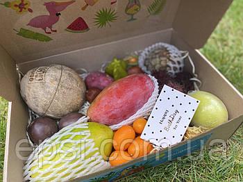 Коробка экзотических фруктов Mauglibox 3.5 кг