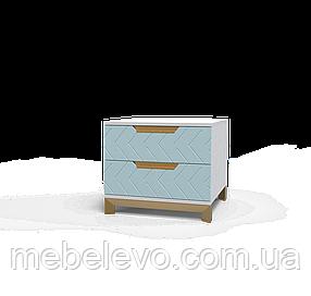 Тумба   Swan 500x500x450  Блакитна лагуна (105120102) Тумба Swan Art In Head 500x500x450 блакитна лагуна