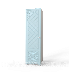 Пенал | Amelie 516x2005x550 Голубая лагуна (103100102) Пенал Amelie Art In Head 516x2005x550 блакитна лагуна