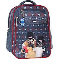 Рюкзак шкільний Bagland Відмінник 20л (0058070 580 321 сірий 188 К), фото 1