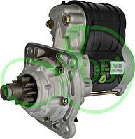 Стартер Case, Massey Ferguson, Valtra (Valmet) редукторный 12В 2,8 кВт 123708124