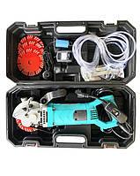 Штроборез з регулятором глибини і подачею води AL-FA ALBR37 потужність 2700 W