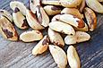 Бразильский орех очищенный  200г Бразилия,Натуральные без скорлупы  цельные органические  орехи бразильские, фото 8