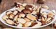 Бразильский орех очищенный  200г Бразилия,Натуральные без скорлупы  цельные органические  орехи бразильские, фото 9