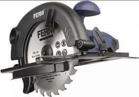 Циркулярна пила FERM FKS-185 (1200W 185мм Польща )