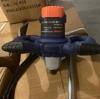 Будівельний міксер Ferrum FREM23 / 2,3 кВт, Регулювання швидкості обертів